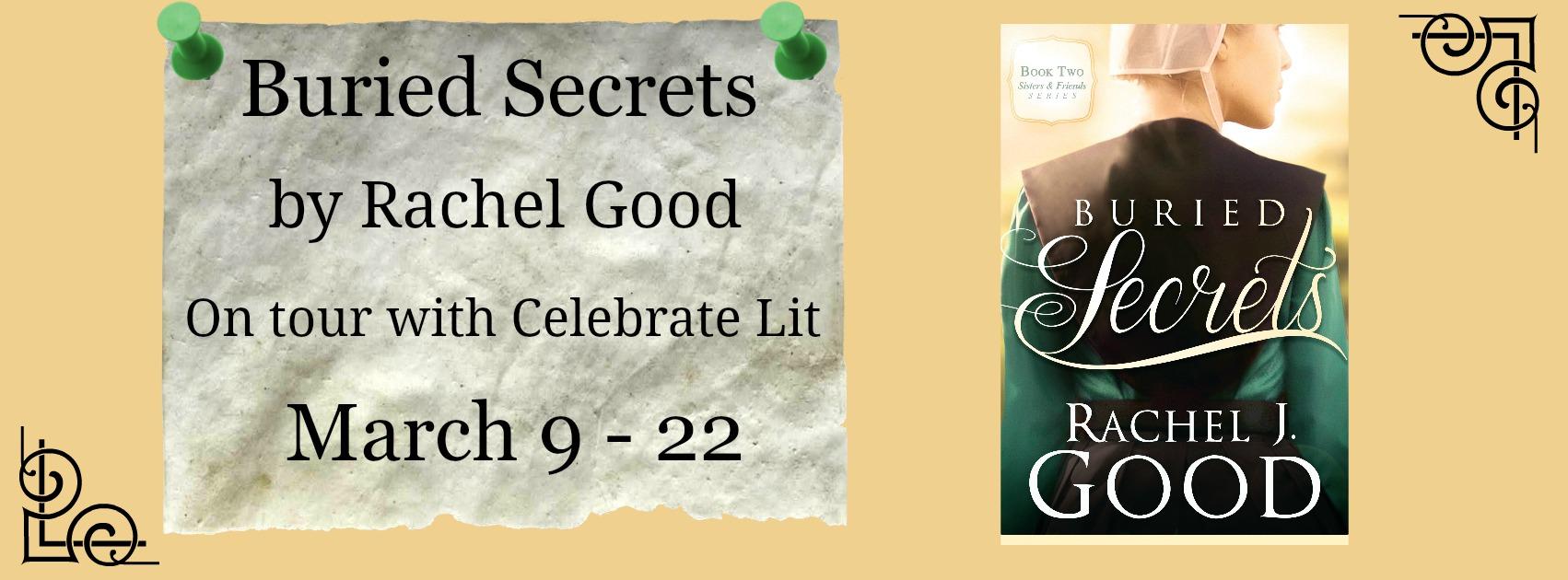 Buried Secrets FB Cover
