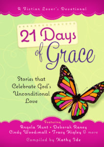 21 Days of Grace