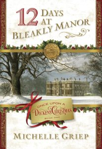 Bleakly Manor COVER