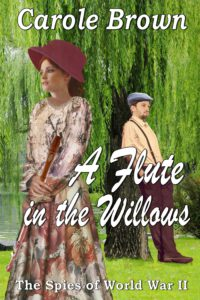 Book Cover Front A Flute In The Willows