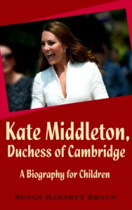 Kate Middleton Biography Cover