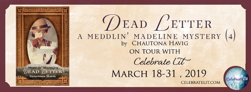 Madeline Dead Letter FB Banner