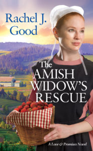 The Amish Widows Rescue Cover