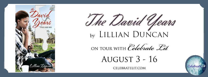 The David Years FB Banner