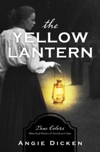 The Yellow Lantern Cover