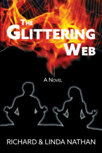 The Glittering Web - Cover Front