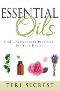 Essential Oils Cover