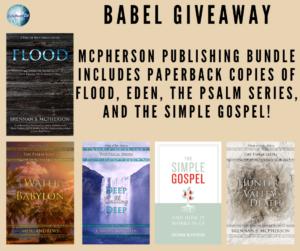 Babel Giveaway