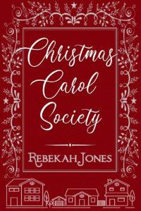 Christmas Carol Society Cover