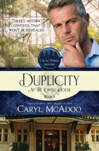 Duplicity, At The Lowell House Ebook Cover Large