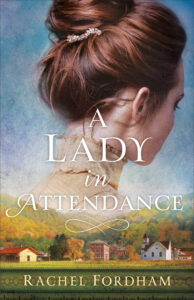 A Lady in Attendance-Book Cover