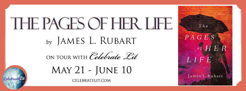 The Pages of Her Life FB Banner