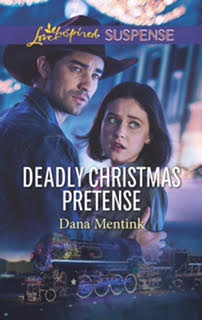 Deadly Christmas Pretense Cover