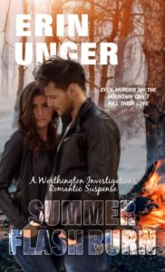 summer flash cover