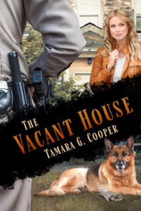 Vacant House Kindle Cover