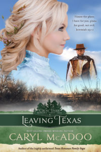 Leaving Texas cover