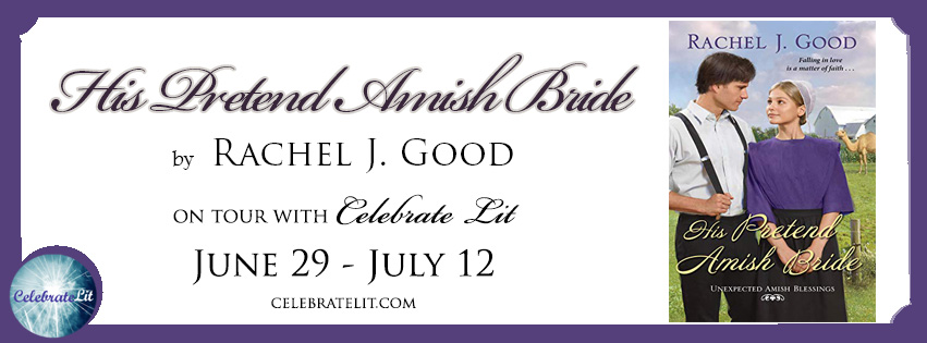 His Pretend Amish Bride FB Banner