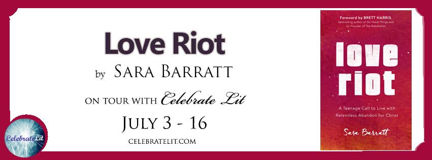 Love Riot FB Banner