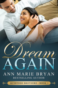 Ann Marie Bryan - Dream Again - Front Cover